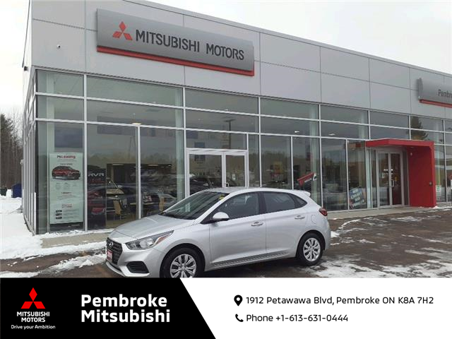 2019 Hyundai Accent  (Stk: P251B) in Pembroke - Image 1 of 18