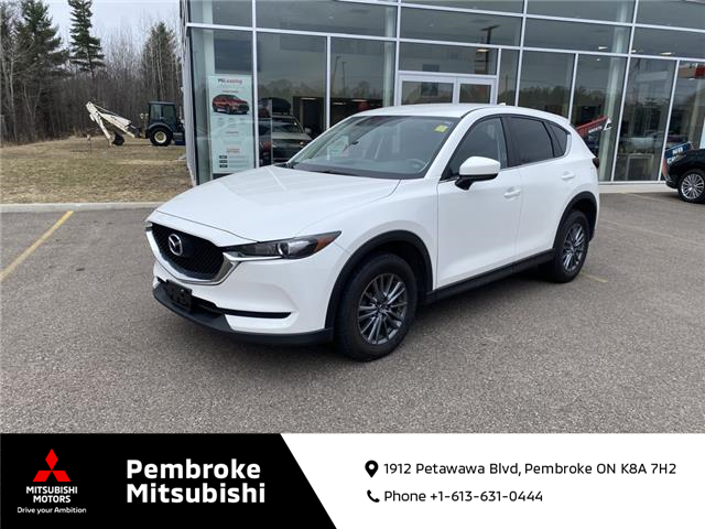 2017 Mazda CX-5 GX (Stk: P296) in Pembroke - Image 1 of 20