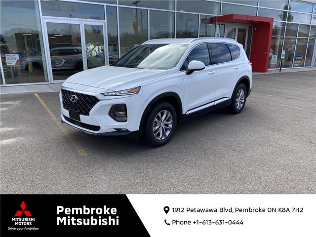 2020 Hyundai Santa Fe  (Stk: P295) in Pembroke - Image 1 of 21