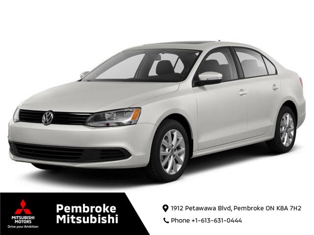 2013 Volkswagen Jetta  (Stk: 22035B) in Pembroke - Image 1 of 9