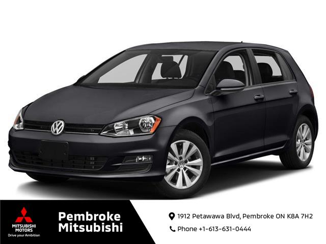 2016 Volkswagen Golf  (Stk: 22034A) in Pembroke - Image 1 of 10
