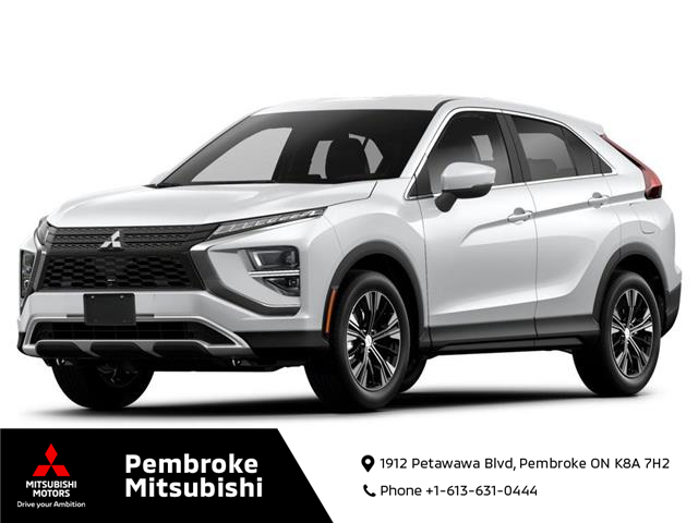 2022 Mitsubishi Eclipse Cross GT (Stk: 22001) in Pembroke - Image 1 of 2