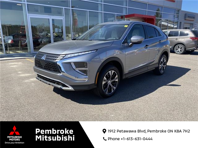 2022 Mitsubishi Eclipse Cross SE (Stk: 22000) in Pembroke - Image 1 of 11