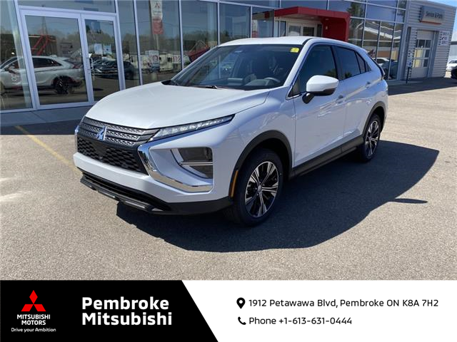 2022 Mitsubishi Eclipse Cross ES (Stk: 22003) in Pembroke - Image 1 of 13