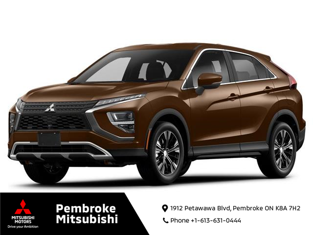 2022 Mitsubishi Eclipse Cross ES (Stk: 22011) in Pembroke - Image 1 of 2