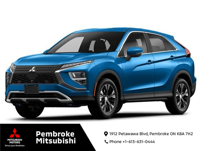 2022 Mitsubishi Eclipse Cross SEL (Stk: 22012) in Pembroke - Image 1 of 2