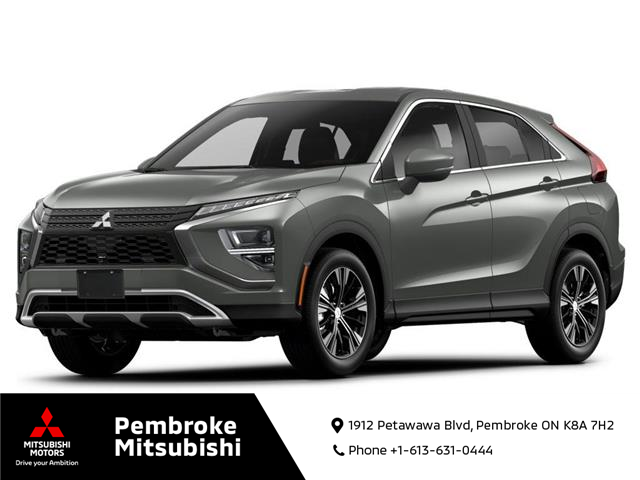 2022 Mitsubishi Eclipse Cross ES (Stk: 22019) in Pembroke - Image 1 of 2