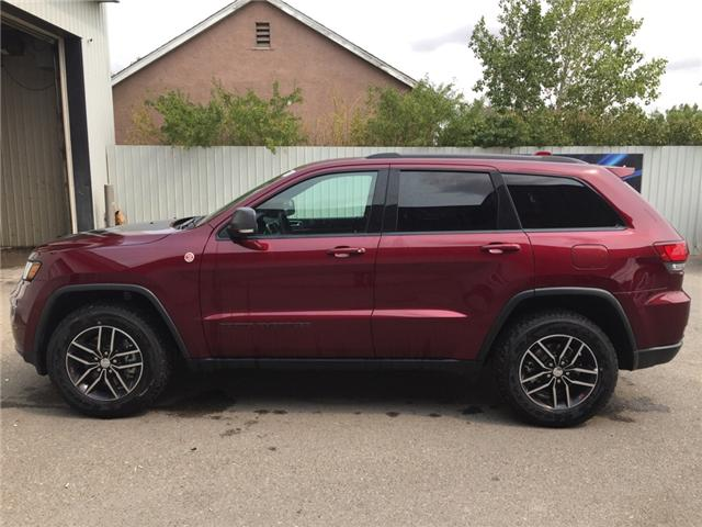 2017 Jeep Grand Cherokee Trailhawk (Stk: 11330) in Fort Macleod - Image 2 of 24