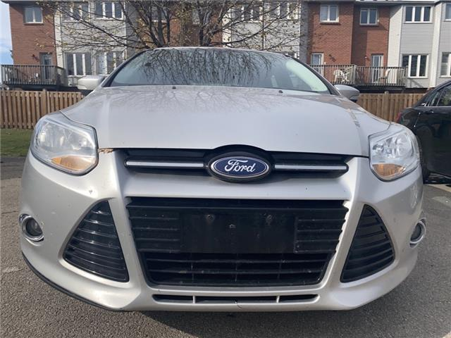 2012 Ford Focus SEL (Stk: L1167A) in Hamilton - Image 1 of 4