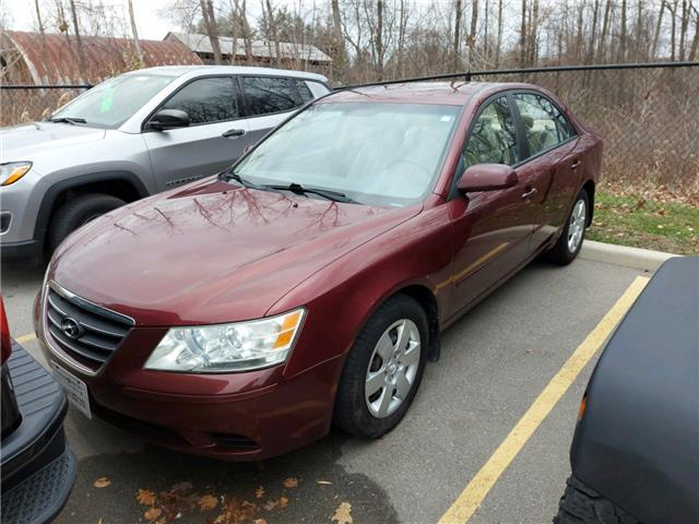 2009 Hyundai Sonata GL (Stk: L2295B) in Welland - Image 1 of 4