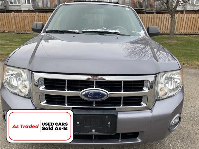 2008 Ford Escape XLT (Stk: M1096A) in Hamilton - Image 1 of 4