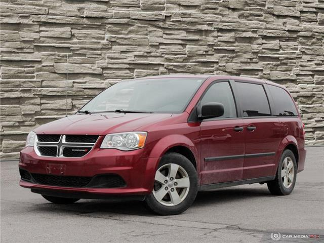 2016 Dodge Grand Caravan SE/SXT (Stk: C6074A) in Brantford - Image 1 of 27