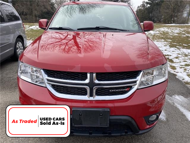 2012 Dodge Journey SXT & Crew (Stk: 15974B) in Hamilton - Image 1 of 4