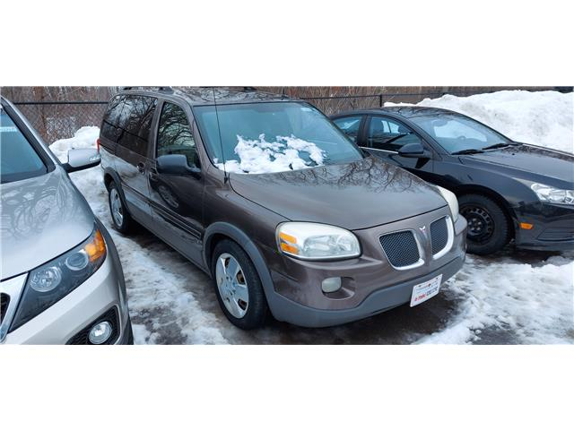 2008 Pontiac Montana SV6 FWD (Stk: L2283A) in Welland - Image 1 of 2