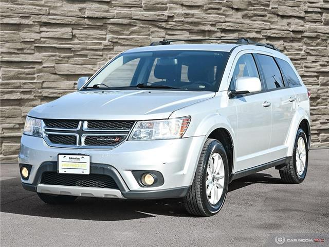 2013 Dodge Journey SXT/Crew (Stk: 16018B) in Hamilton - Image 1 of 30