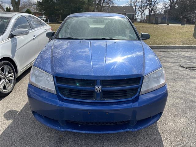 2010 Dodge Avenger SE (Stk: M2120B) in Hamilton - Image 1 of 3