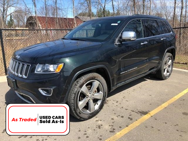 2014 Jeep Grand Cherokee Limited (Stk: M2129A) in Welland - Image 1 of 9