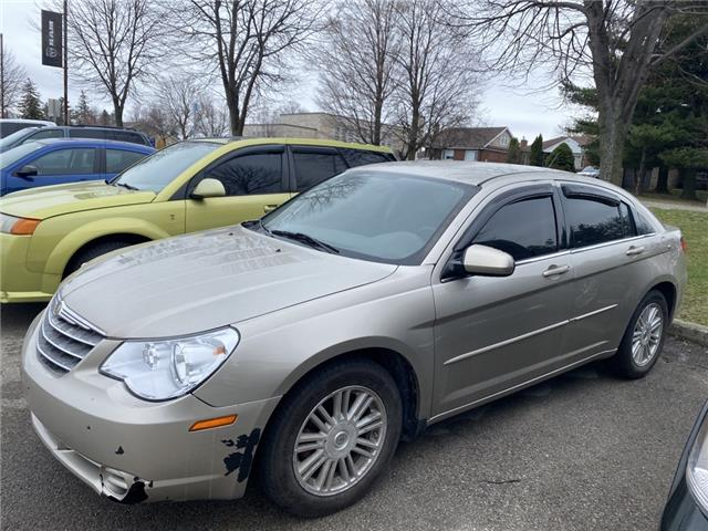 2008 Chrysler Sebring LX (Stk: M2158B) in Hamilton - Image 1 of 4