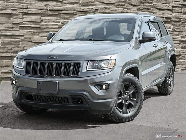 2015 Jeep Grand Cherokee Laredo (Stk: J4321A) in Brantford - Image 1 of 24