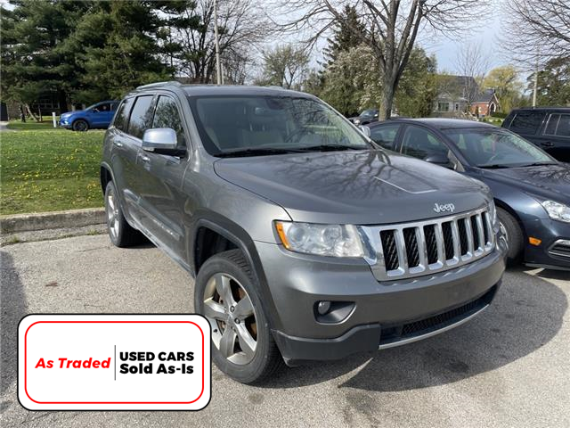 2011 Jeep Grand Cherokee Overland (Stk: 16060C) in Hamilton - Image 1 of 3