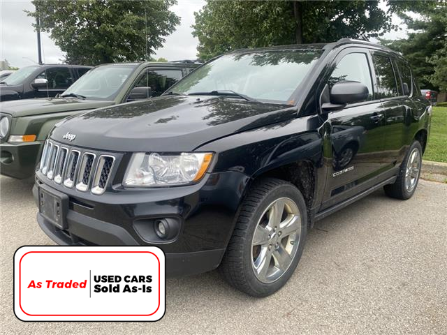 2012 Jeep Compass Limited (Stk: M1235A) in Hamilton - Image 1 of 11