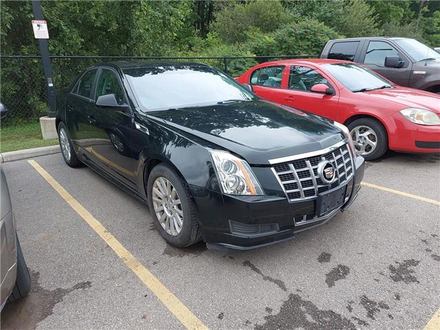 2012 Cadillac CTS Base (Stk: M2138C) in Welland - Image 1 of 5