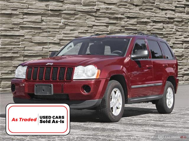 2007 Jeep Grand Cherokee Laredo (Stk: M2271A) in Hamilton - Image 1 of 26