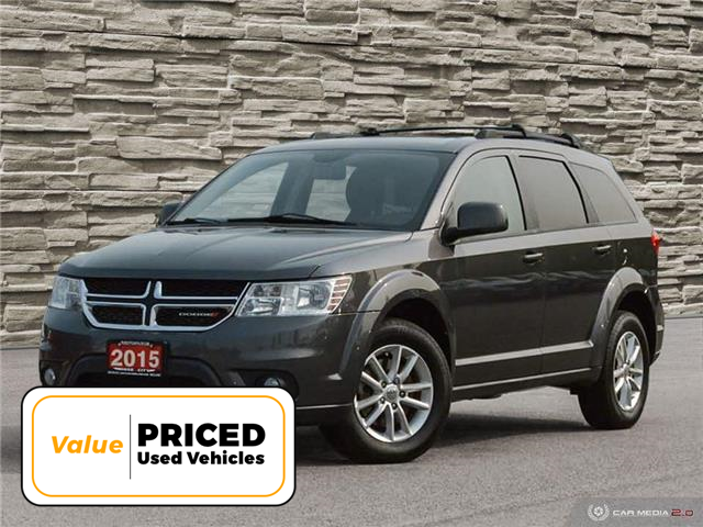 2015 Dodge Journey SXT (Stk: L2210A) in Welland - Image 1 of 27