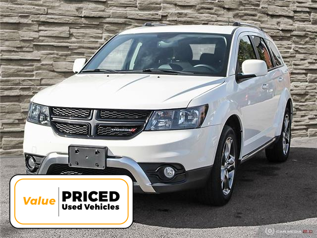 2015 Dodge Journey Crossroad (Stk: 15993B) in Hamilton - Image 1 of 26