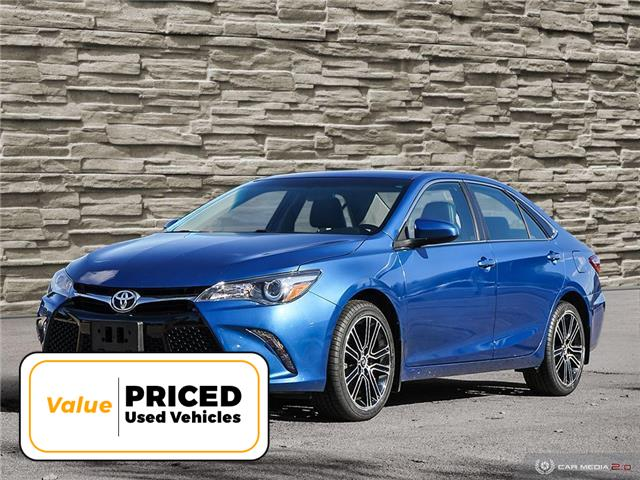 2016 Toyota Camry XSE (Stk: 15997A) in Hamilton - Image 1 of 29