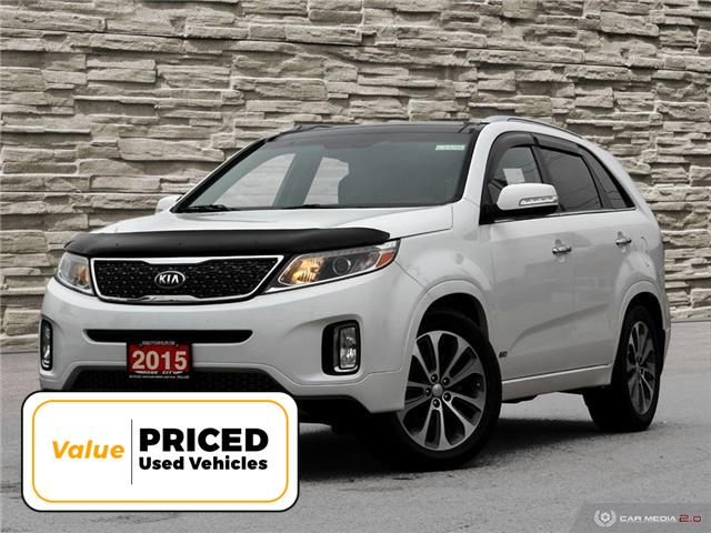 2015 Kia Sorento EX V6 (Stk: L2317A) in Welland - Image 1 of 26