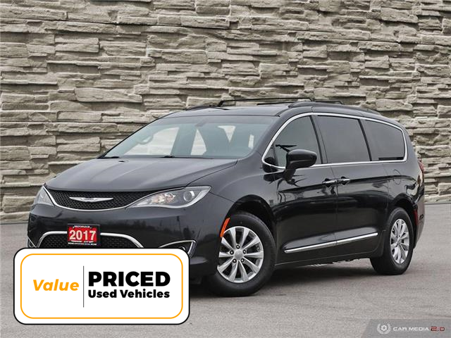 2017 Chrysler Pacifica Touring-L (Stk: L2154A) in Welland - Image 1 of 27