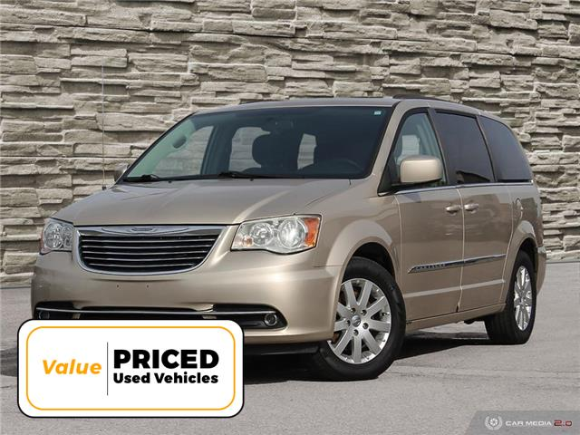 2015 Chrysler Town & Country Touring (Stk: T8589B) in Brantford - Image 1 of 26