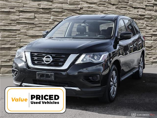 2018 Nissan Pathfinder S (Stk: L2231A) in Hamilton - Image 1 of 28