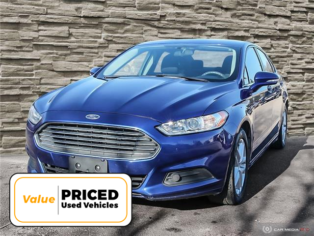 2014 Ford Fusion SE (Stk: L8137A) in Hamilton - Image 1 of 24