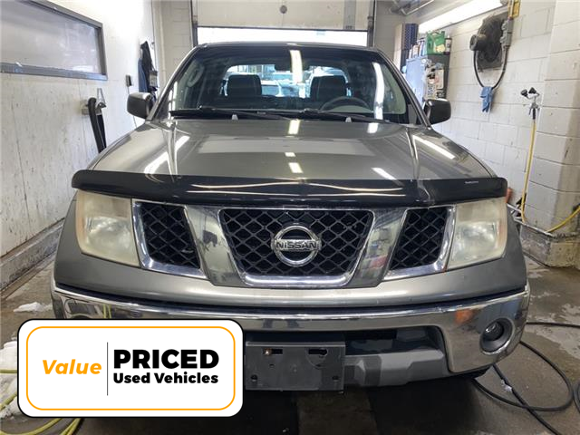2006 Nissan Frontier  (Stk: M1109A) in Hamilton - Image 1 of 5