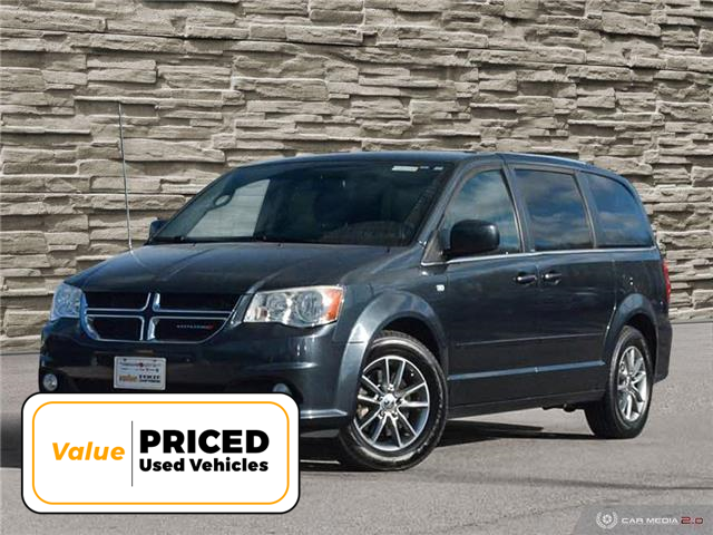 2014 Dodge Grand Caravan SE/SXT (Stk: M2043A) in Welland - Image 1 of 27