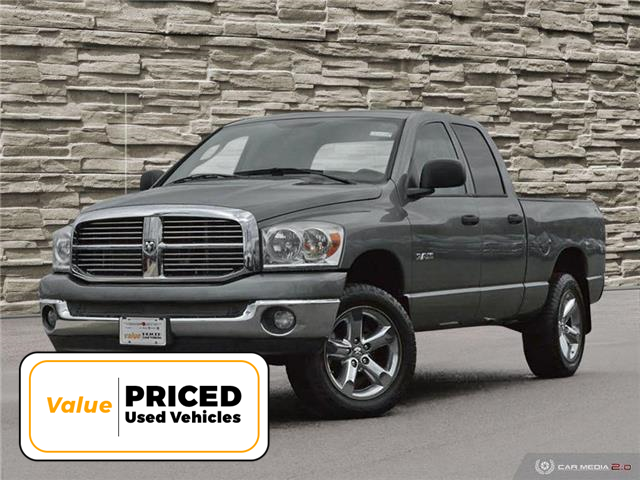 2008 Dodge Ram 1500  (Stk: L2153B) in Welland - Image 1 of 27