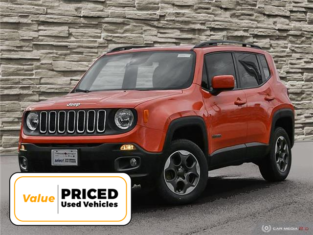 2015 Jeep Renegade North (Stk: L2327A) in Welland - Image 1 of 27