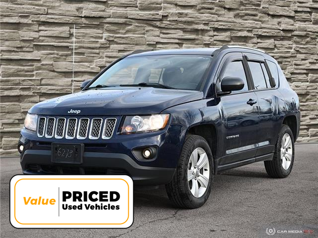 2014 Jeep Compass Sport/North (Stk: L1105A) in Hamilton - Image 1 of 26