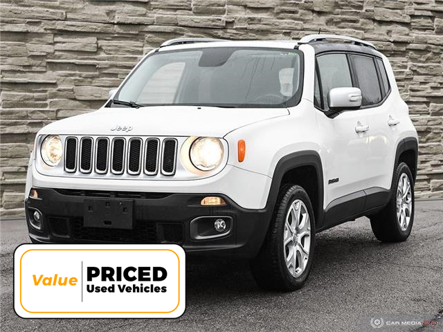 2015 Jeep Renegade Limited (Stk: M1137A) in Hamilton - Image 1 of 27