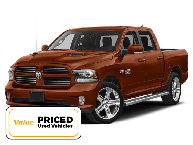 2017 RAM 1500 Sport (Stk: J4244A) in Brantford - Image 1 of 9