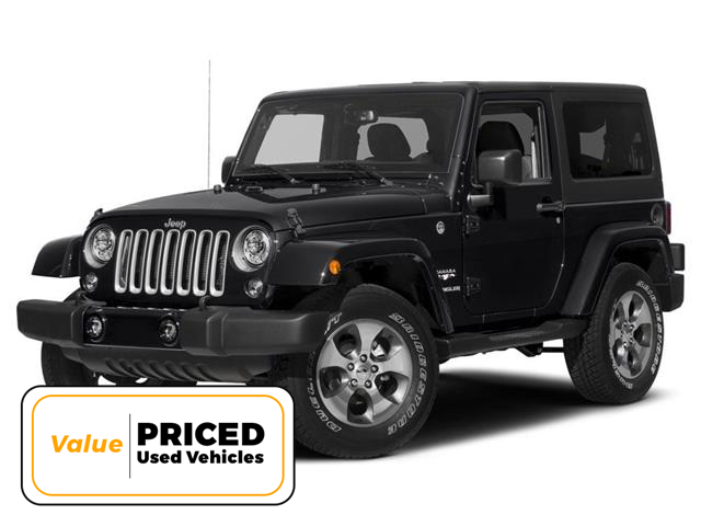 2017 Jeep Wrangler Sahara (Stk: P4070) in Welland - Image 1 of 9