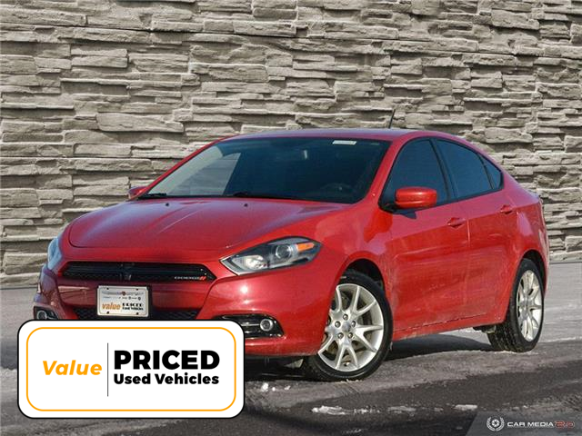 2013 Dodge Dart SXT/Rallye (Stk: M2052A) in Welland - Image 1 of 27