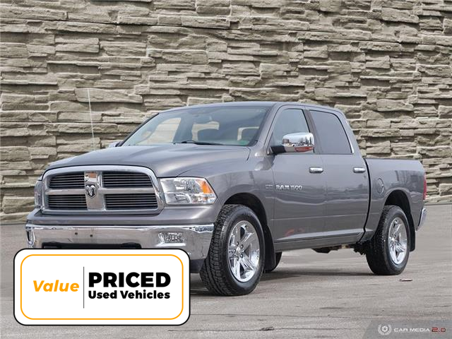 2012 RAM 1500 SLT (Stk: 16033A) in Hamilton - Image 1 of 29