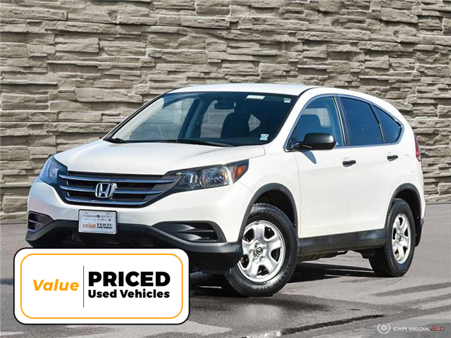 2014 Honda CR-V LX (Stk: L2034A) in Welland - Image 1 of 27