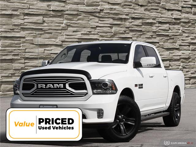2018 RAM 1500 Sport (Stk: T8882A) in Brantford - Image 1 of 26