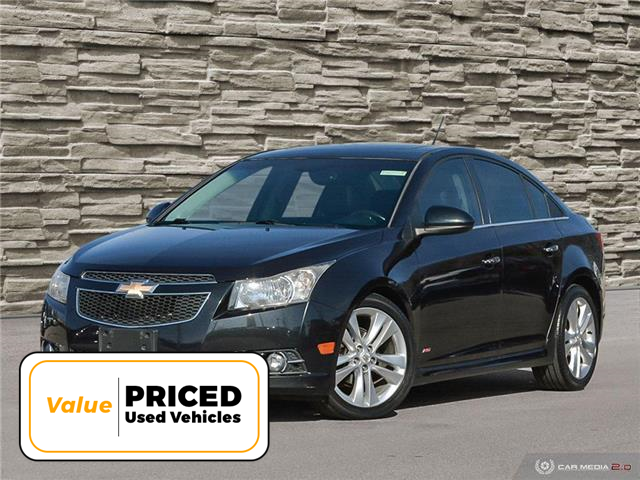 2012 Chevrolet Cruze LTZ Turbo (Stk: P4071A) in Welland - Image 1 of 26