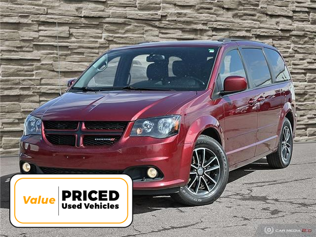 2017 Dodge Grand Caravan GT (Stk: C6041A) in Brantford - Image 1 of 27