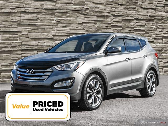 2013 Hyundai Santa Fe Sport 2.0T Limited (Stk: M1140B) in Hamilton - Image 1 of 26